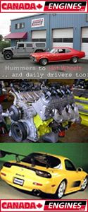 Click on the image check out Canada Engines