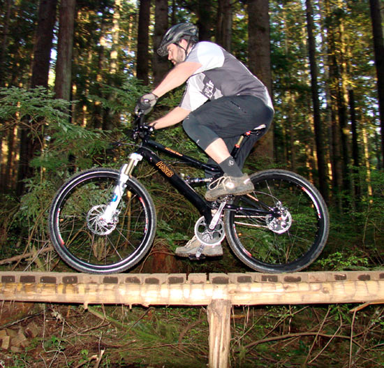 Check out the HSB in action on trails in Canada and Europe