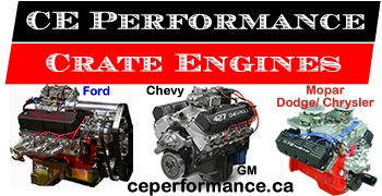 Click to visit CE Performance crate engines